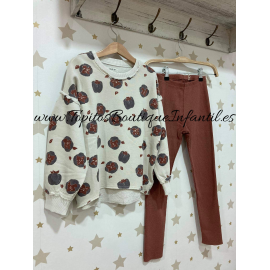 PLAY UP LEGGING TEJA CANALE