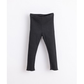 PLAY UP LEGGING GRIS ANTRACITA CANALE
